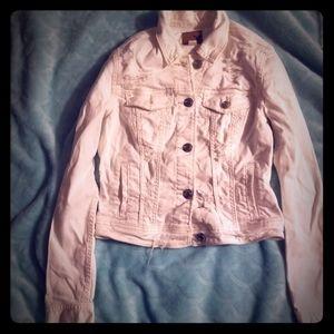 American eagle's denim jacket